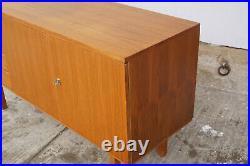 60er Vintage Teak Sideboard Kommode Retro Anrichte Danish Modern Mid-Century