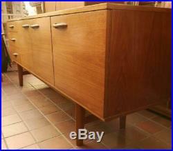 60s 70s Vintage AVALON Teak Sideboard Mid Century Modern
