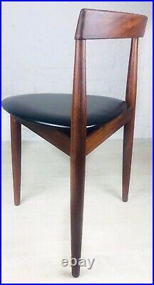 Danish Dining Chairs Frem Rojle MID Century Vintage Teak