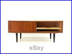 Danish Hundevad Sideboard Cabinet Media Unit 60s Mid Century Vintage