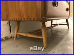 Ercol sideboard Blonde Elm Retro Vintage Mid Century