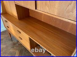 G Plan 1960s Vintage Retro Mid Century Teak Sideboard Drinks Cabinet / Cupboard