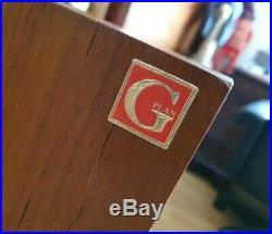 G Plan Mid Century Teak Cocktail Bar Cabinet. Vintage Retro Home Pub Drinks