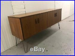 G plan teak Sideboard on hairpin legs Retro Vintage Mid Century Danish Style