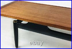 MID Century G Plan E Gomme Coffee Table Retro Vintage Walnut