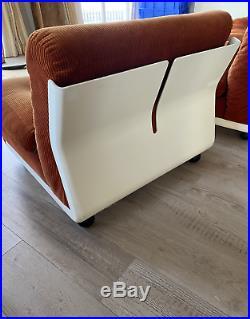 Mario Bellini Amanta Modular Sofa C&B Italia 1966 mid-century retro vintage