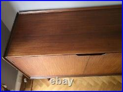 Mid Century Modern Richard Hornby Fyne Lady Sideboard Afromosia Teak 1960 Retro