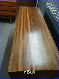 Mid-Century Modern c1950's Walnut Sideboard By VANSON Peter Hayward Heals Retro