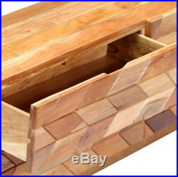 Mid Century TV Stand Vintage Danish Sideboard Storage Lowboard Cabinet Room Unit