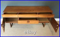Mid Century Vintage Retro 153cm/5ft Teak Sideboard