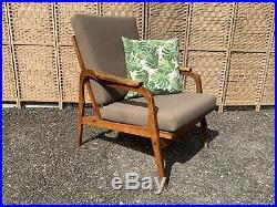 Mid century danish armchair, retro, vintage