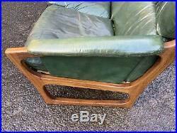 Mid century danish sofa, retro, vintage