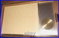 NEW L-12 CHAMPION Ivory BELL Chime NuTone VINTAGE 2-Door Mid-Century Contemp NOS
