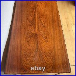Rare Nathan Rosewood Caspian 1960s Teak Vintage Sideboard Mid Century