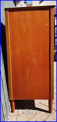 Retro Mid Century 1960's TEAK chest of drawers (5 drawer) TALLBOY DANISH DESIGN