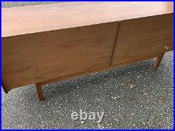 Retro Mid Century Austinsuite Teak & Rosewood Sideboard Free Delivery