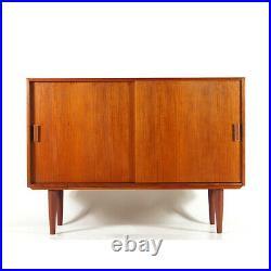 Retro Vintage Danish Large Teak Sideboard TV Cabinet 60s 70s Mid Century Modern
