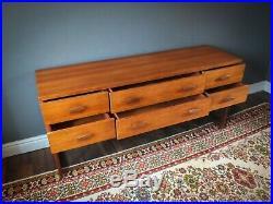 Retro mid century Gplan quadrille sideboard, drawers, teak, 60, s 70, s