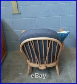 Stunning MID Century Ercol 203 Chair Vintage