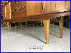Stunning Mid Century Sideboard Retro Vintage Cupboard Drawers 60s 70s Teak