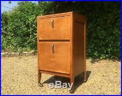 Vintage 1950's Kitchen Bathroom Trolley Cabinet
