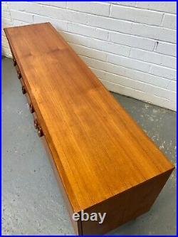 Vintage 1960s G Plan Hairpin Teak Sideboard. Retro Danish Mid Century. DELIVERY