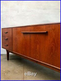 Vintage 1960s Mcintosh Teak Sideboard. Retro Danish. G Plan. Mid Century. DELIVERY