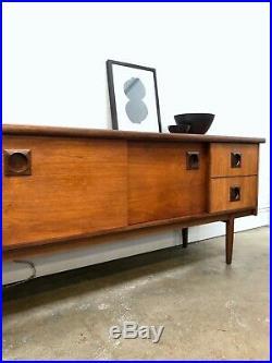 Vintage 60s DANISH MOGENS KOLD Teak Sideboard. Retro Danish Mid Century. DELIVERY