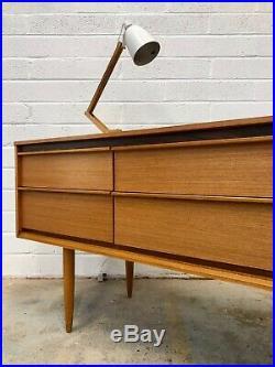 Vintage Austinsuite Teak Sideboard. Danish Retro G Plan Mid Century. DELIVERY