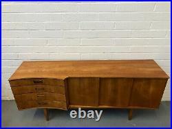 Vintage Beautility Teak Sideboard. Danish Retro G Plan Mid Century. DELIVERY
