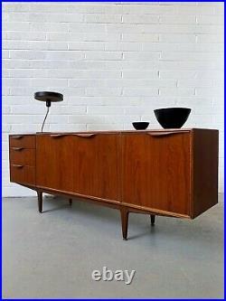 Vintage Mcintosh Dunvegan Teak Sideboard. Danish Retro G Plan. Mid Century