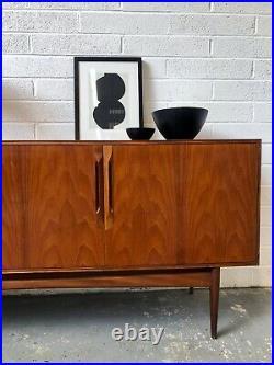 Vintage Mcintosh Teak Sideboard. Danish Retro G Plan. Nathan Mid Century