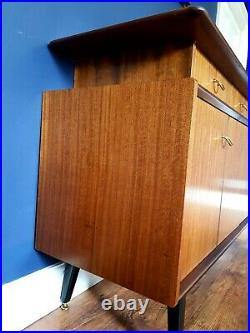 Vintage Retro MID Century Modern G Plan Librenza Tola Sideboard 1960s Chic