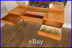 Vintage Retro Mid Century Dressing Table Heals