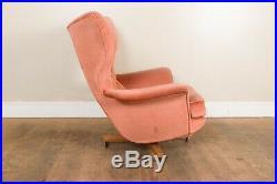 Vintage Retro Mid Century G Plan 6250 Swivel Armchair Blofeld