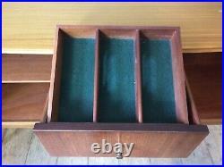 Vintage Retro Mid Century Teak Sideboard by Vanson