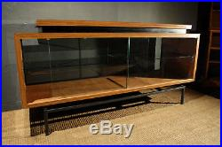 Vintage Shop Counter Haberdashery Cabinet Retro Mid Century