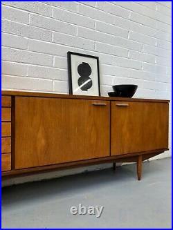 Vintage White & Newton Teak Sideboard. Danish Retro. G Plan. Mid Century mcintosh