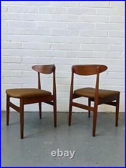 Vintage Younger Teak Danish Dining Chairs. Hans Wegner. G Plan. Mid Century