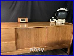 Vintage retro mid century Alfred Cox Sideboard Heals 1960s Danish design