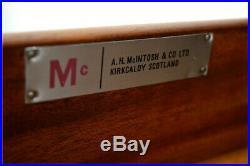 Vintage sideboard rosewood McIntosh mid century danish design UK DELIVERY