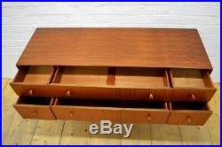 Vintage teak sideboard McIntosh tv stand danish design mid century UK DELIVERY
