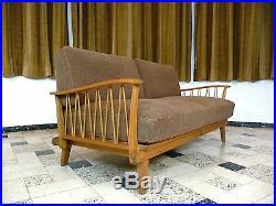 WILHELM KNOLL Mid-Century Modern Vintage DAYBED Schlafsofa SOFA 1960er 1960s